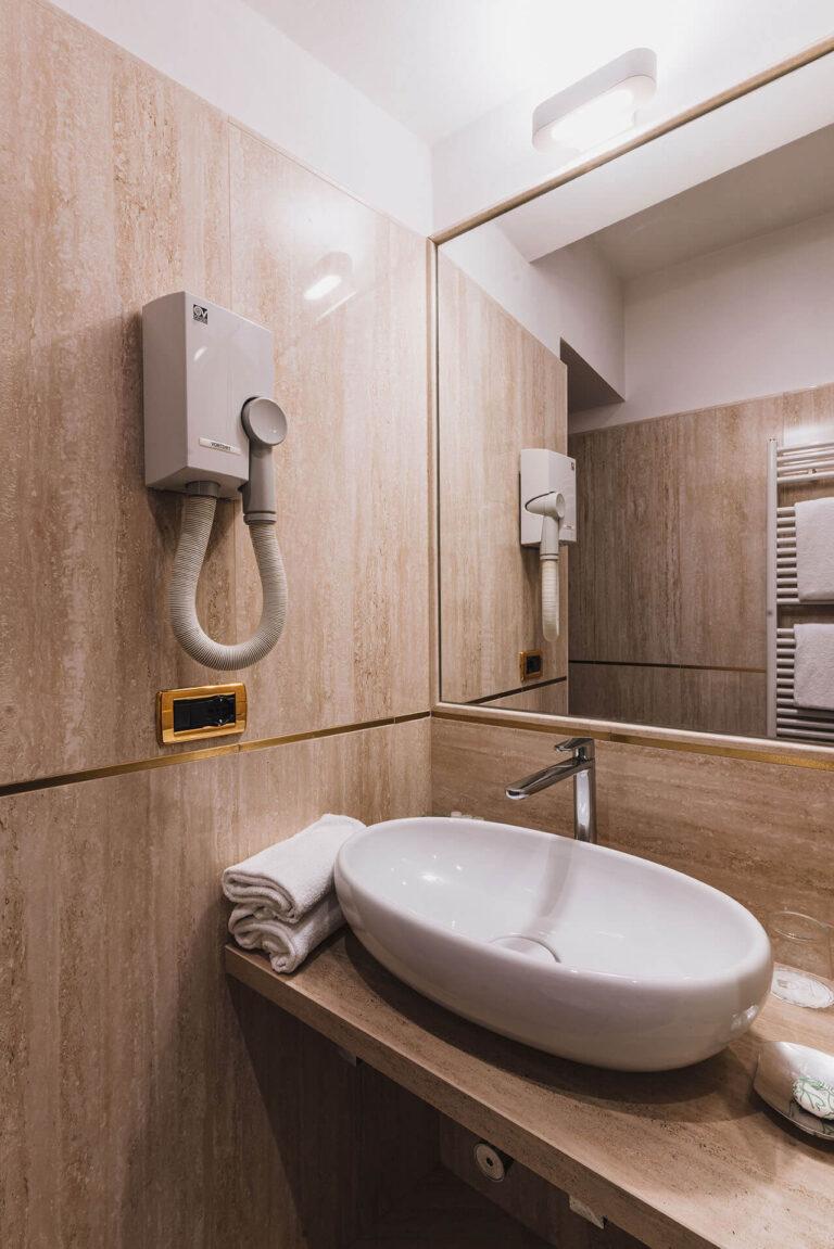 Bagno Doccia Suite Vista Canale