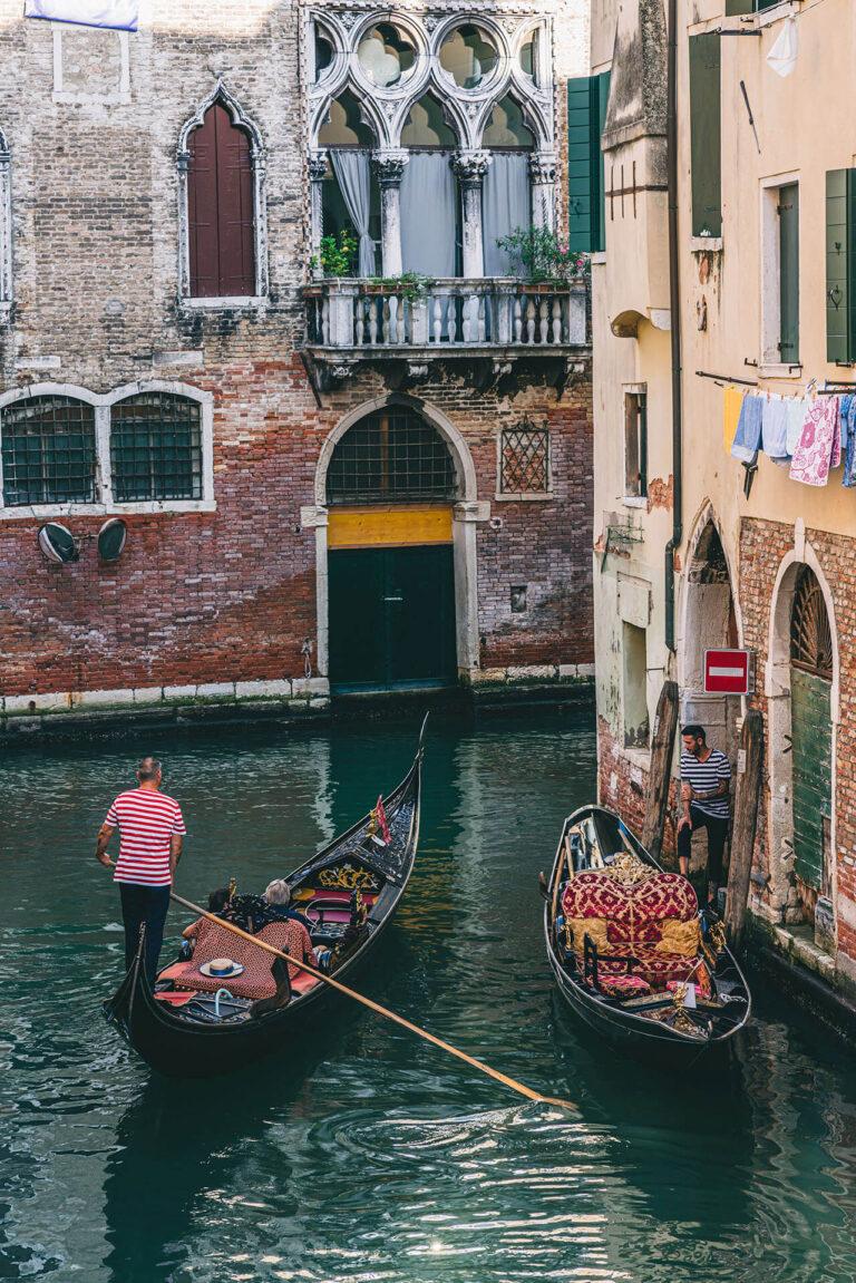 Vista Canale Venezia